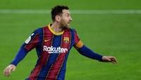 Ini Penyebab Messi Tidak Bertahan di Barcelona