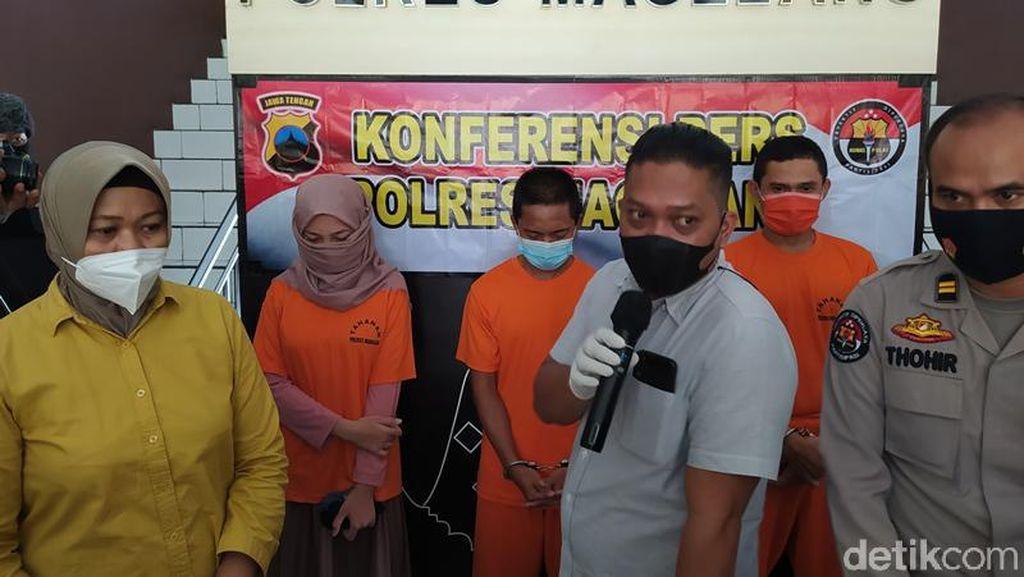 Sejoli Mahasiswa dan Dukun Aborsi di Magelang Ditangkap