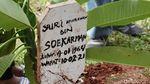 Foto-foto Pemakaman Yuri OM PMR