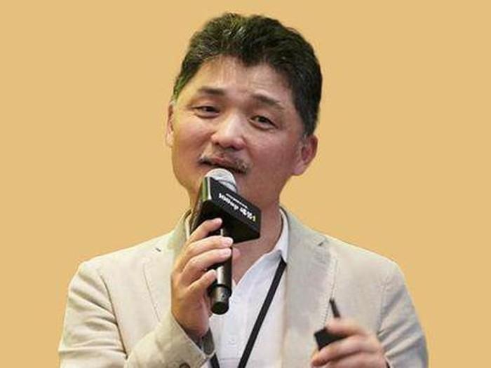 Pendiri KakaoTalk Kim Beom-su