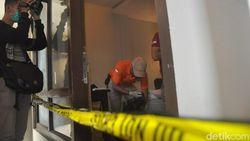 Kamar Hotel Semarang TKP Penemuan Mayat Perempuan di Lemari Digaris Polisi