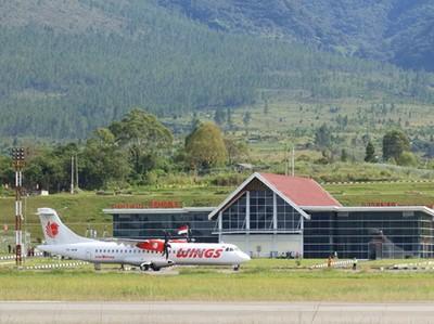Wings Air Satu-satunya Maskapai yang Terbang dari Makassar-Poso