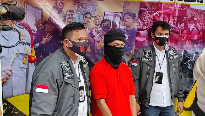 Polisi Sebut Pelaku Sudah Rencanakan Penusukan Plt Kadisparekraf DKI