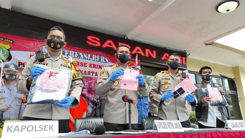 Polisi: Eks Sekuriti Sudah Rencanakan Penusukan Plt Kadisparekraf DKI