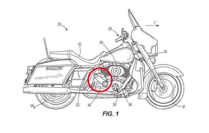 Sistem turbocharged terbaru Harley-Davidson