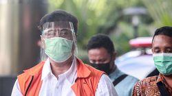 KPK Eksekusi Penyuap Edhy Prabowo di Kasus Ekspor Benur ke Lapas Cibinong