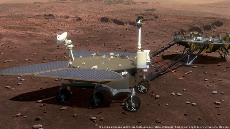 Tianwen-1 Sukses Mengorbit, Cina Siap Ungkap Kondisi Bawah Permukaan Mars
