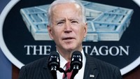 Joe Biden Tarik Pasukan AS dari Afganistan Sebelum 11 September
