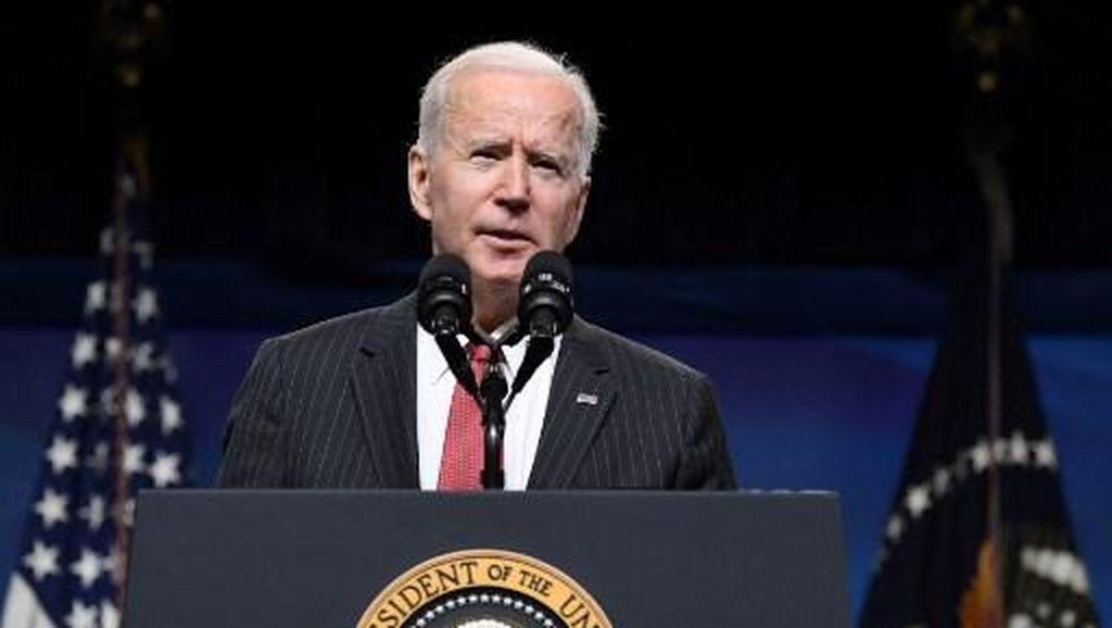 Joe Biden Peringatkan Amazon soal Hak Pekerja