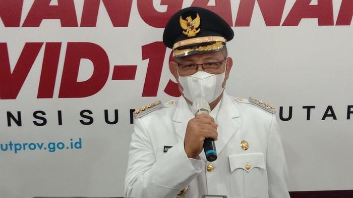 Wali Kota Medan Akhyar Nasution (Ahmad Arfah-detikcom)