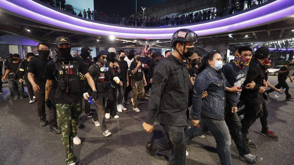 Warga Myanmar Bikin Aktivis Thailand Kembali Unjuk Rasa