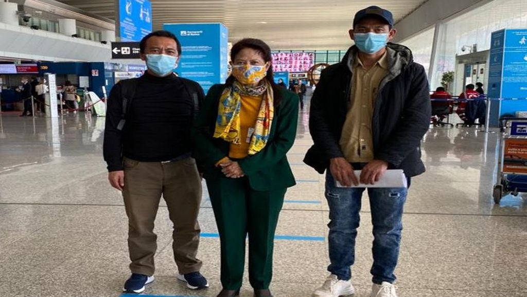 2 ABK WNI yang Disandera di Libya Dipulangkan ke RI