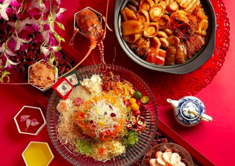 Barongsai yang Hadir Saat Imlek Berkaitan dengan Mitos Makanan