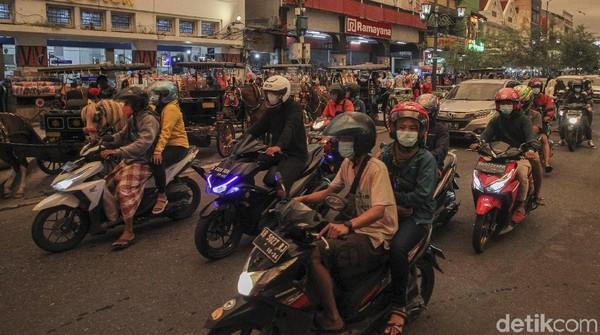 Seperti diketahui, kawasan Malioboro kerap jadi destinasi wisata andalan warga Yogyakarta saat momen libur panjang.