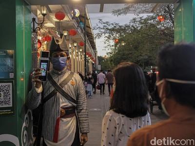 Corona Ngamuk Lagi, Yogya Perketat Prokes di Resto dan Tempat Wisata