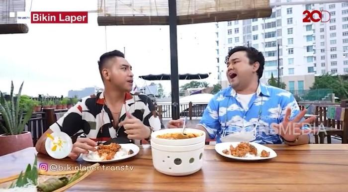 Bikin Laper! Gurihnya Ayam Pandan Thailand dan Seafood Hotplate