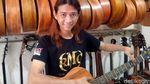 Cuan! Bos Toko Gitar Disabilitas Ini Beromzet Rp 300 Jutaan