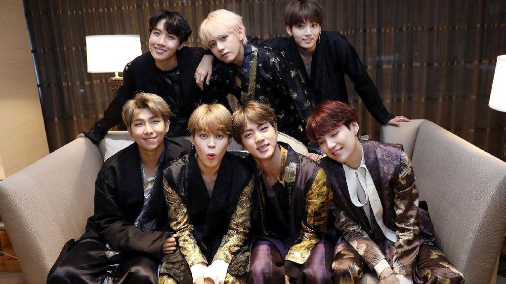 Sstt...BTS Ternyata Jadi Cameo di 6 Drama Korea Ini, Terbaru The Penthouse 2