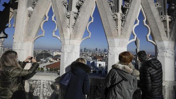 Katedral ini sangat megah dan luar biasa serta artistik.