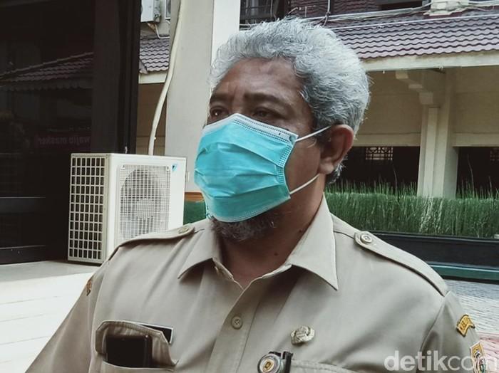 Koordinator Bidang Penanganan Kesehatan Satgas COVID-19 Kabupaten Klaten dokter Cahyono Widodo.