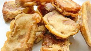 Resep Kue Keranjang Goreng Tepung yang Renyah Gurih