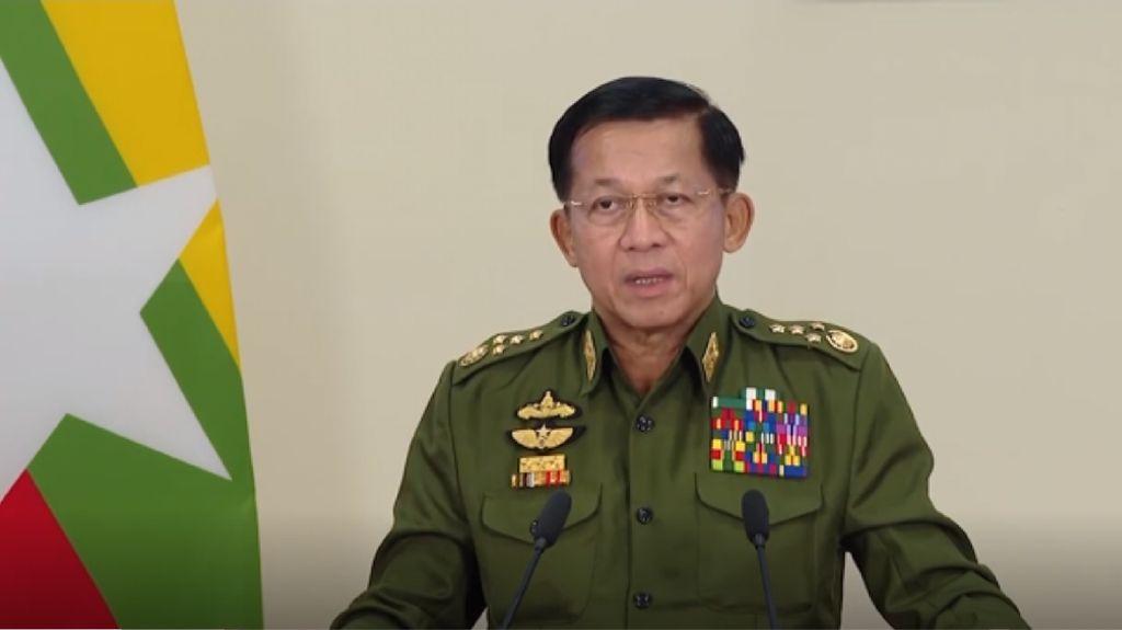 Pemimpin Kudeta Myanmar Akan ke Jakarta, Ini Kata Kemlu RI