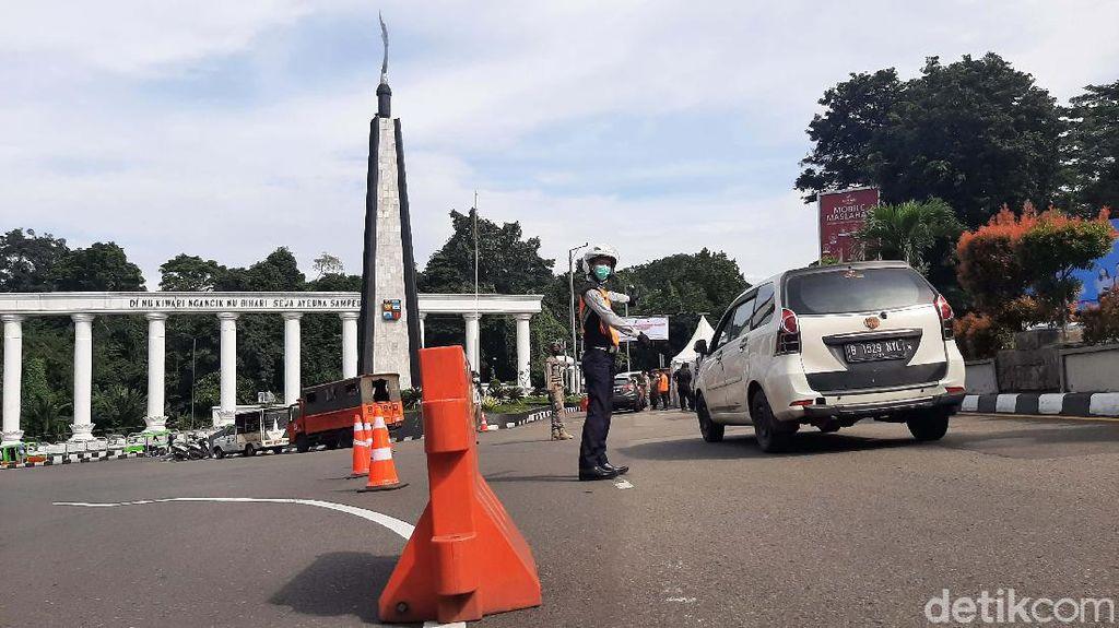 PPKM Kota Bogor Turun ke Level 2, Ini Sektor yang Direlaksasi