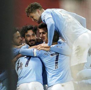 Man City Menang Terus Saat Belum di Performa Terbaik