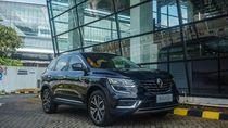 Wujud Renault Koleos yang Punya Kursi Pijat, Dijual Rp 588 Juta