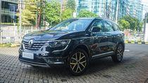 Renault Koleos Facelift Meluncur di RI, Punya Kursi Pijat Dijual Rp 588 Juta