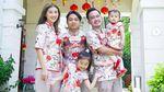 9 Momen Perayaan Imlek Basuki Tjahaja Purnama hingga Gisel di Tengah Corona