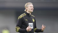 Rumor Haaland Kian Santer, Direktur Olahraga Dortmund Bilang Gini