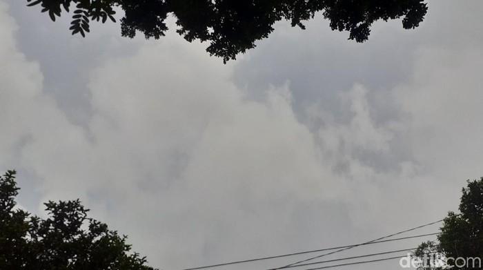 Ilustrasi Langit Bandung