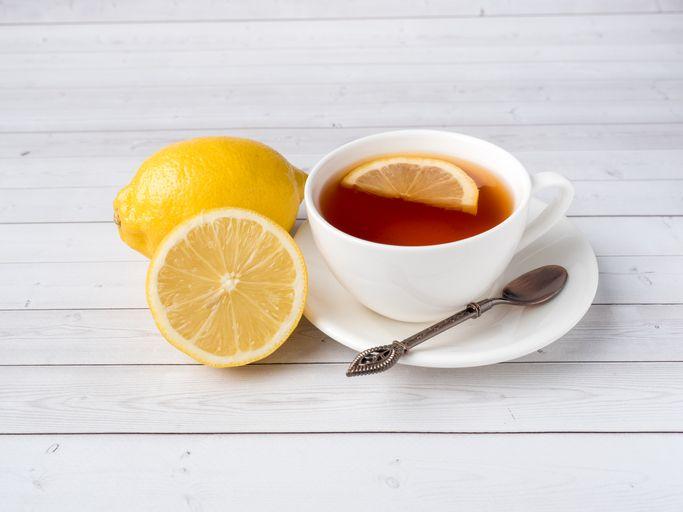 manfaat sehat lemon tea