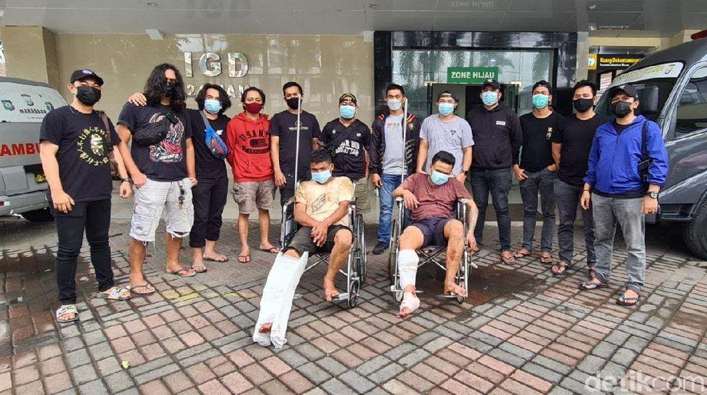 Polisi Tembak 2 Rampok yang Sekap ART-Gondol Emas Rp 500 Juta di Makassar