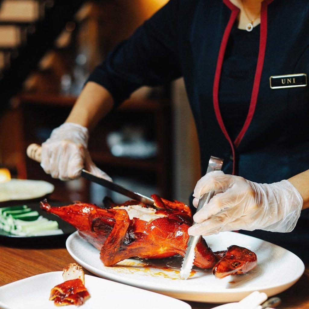 Bebek Peking yang Gurih Enak Bisa Dinikmati di 5 Restoran Ini