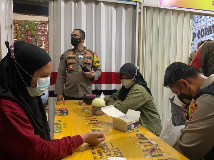 3 tempat makan di Pulogadung ditindak (Dok Istimewa)