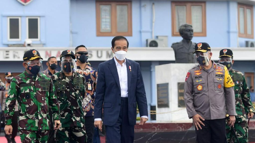 Jokowi Akan Resmikan Bendungan di NTT-Banten Pekan Depan