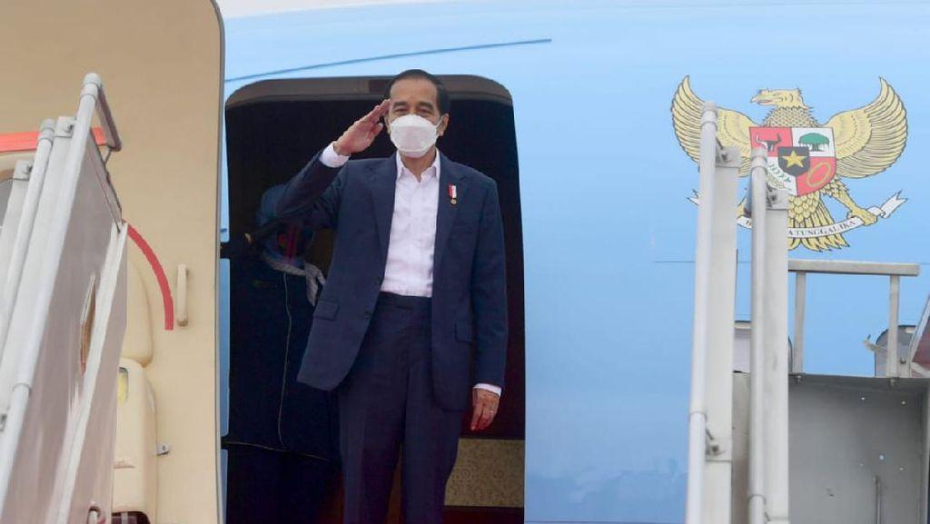 Resmikan Bendungan Tukul, Jokowi: Perkuat Ketahanan Pangan-Air di Pacitan