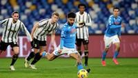 Juventus Berharap Napoli Terpeleset Saja dan Sapu Bersih Laga Sisa