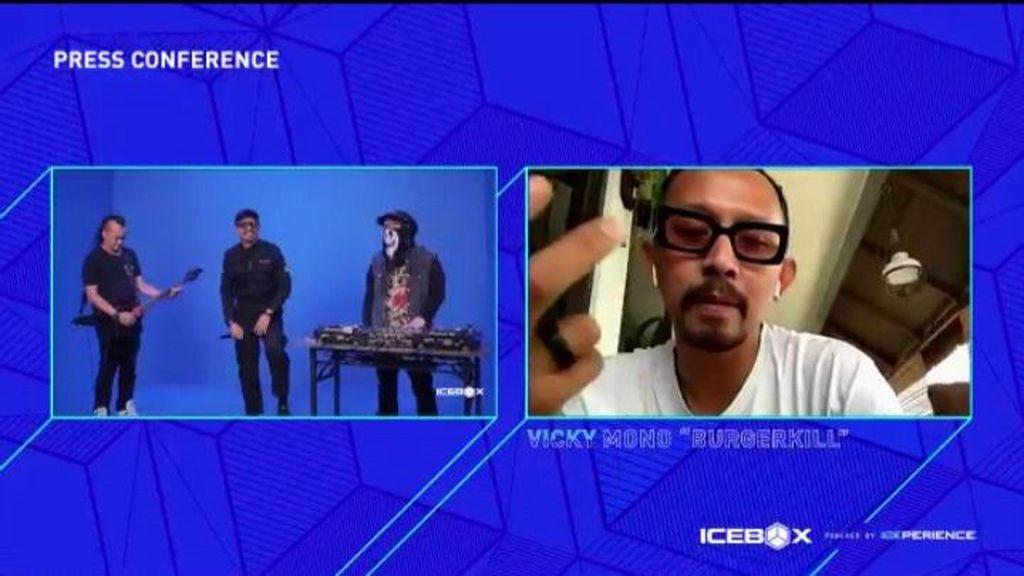Icebox Wadah Kolaborasi Musisi di Tengah Pandemi