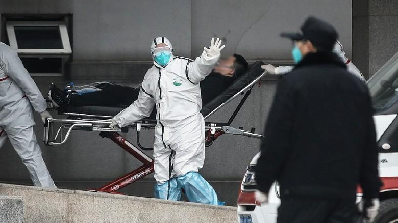Covid-19: China menolak memberikan data awal virus corona kepada tim WHO