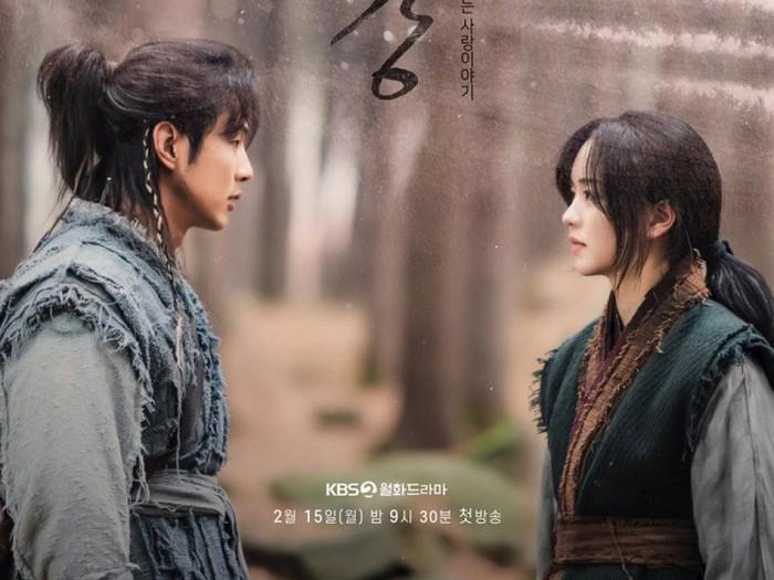 Drama Korea River Where The Moon Risess. Foto: Dok. KBS2
