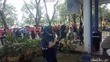 Emak-emak Senam Zumba Dianggap Langgar Prokes, Satgas Turun Tangan