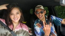 Ibnu Jamil dan Ririn Ekawati Tempuh 20 Jam Perjalanan Demi Bulan Madu ke Bali