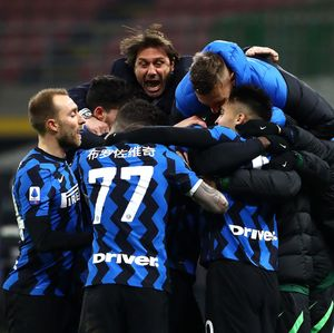 Inter Lari Kencang Usai Conte Cekcok dengan Presiden Juventus