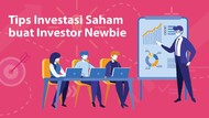 Tips Investasi Saham buat Investor Newbie