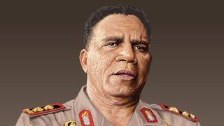 Paulus Waterpauw, Jenderal Papua Fasih Bahasa Jawa