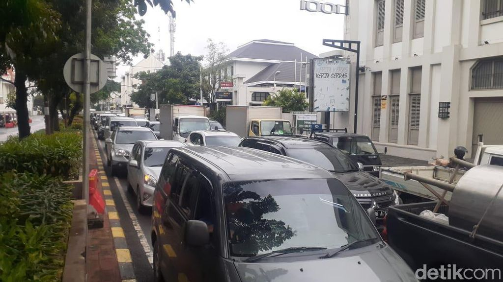 Anggota DPRD Gerindra Tak Setuju LEZ Kota Tua Disetop Gegara Bikin Macet