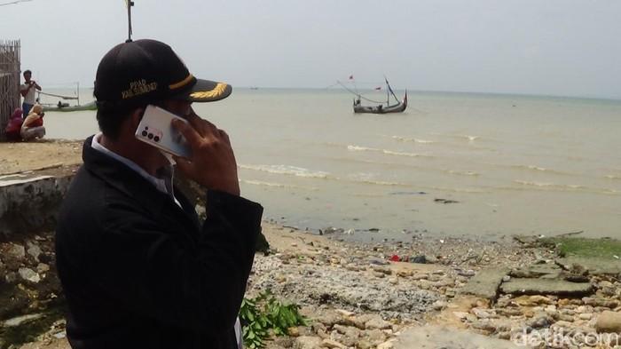 kapal nelayan tenggelam di sumenep